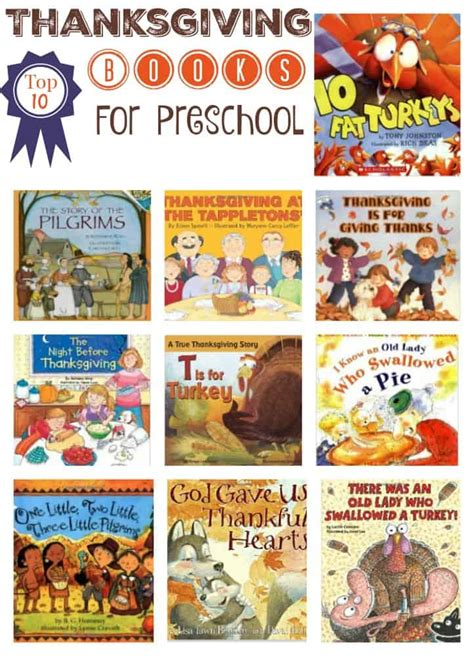top 10 thanksgiving books for preschool 940 | 10 top thanksgiving books for preschool