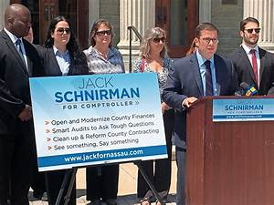 Schnirman floats plan to fix Nassau's finances   Herald ...