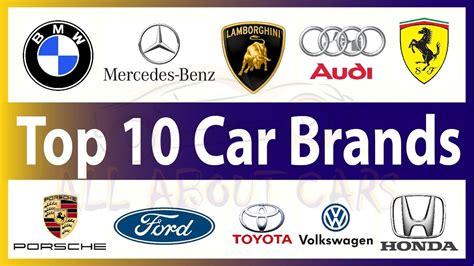 top  cars brands   world  cars  usa youtube