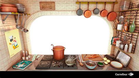 fournisseur cuisine la technologie kinect dans la cuisine de ratatouille