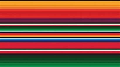 Serape Mexican Colors Pattern
