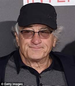Robert De Niro walks out of interview for latest film The ...