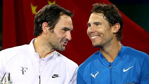 Roger Federer's touching tribute to 'greatest rival ...