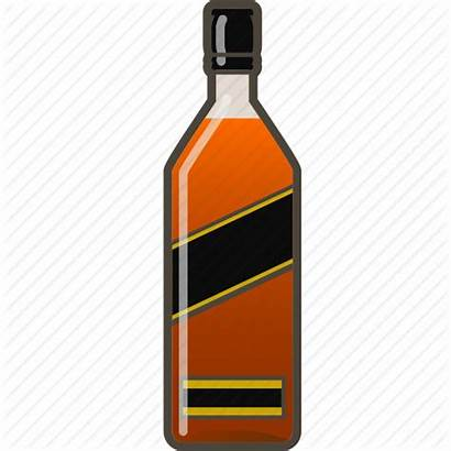 Whiskey Bottle Cartoon Clipart Clip Wine Liquor