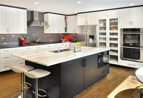 50+ Best Kitchen Countertops Options You Should See Decorating Ideas For Beach Themed Living Room Color With Chair Rail Purple Couches Leather Wall Decor Diy Small Scheme Build Table Nature Images