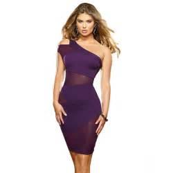 Purple Casual Dresses Women