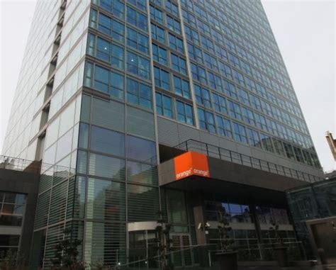 siege sociale vers un nouveau siège social pour orange télécoms