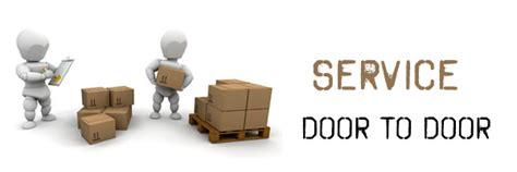 door to door service door to door logistic