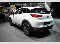 Mazda CX3 2017 buen tamaño y atractivo diseño Lista de