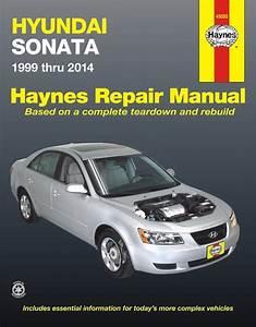 Hyundai Sonata 2 4l  2 5l  2 7l  3 3l Repair Manual 1999