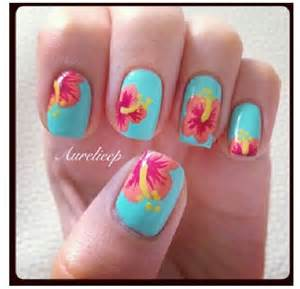 Gallery for gt tropical nails