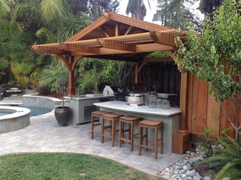 custom outdoor roof structure