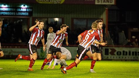 Alty TV Highlights | Blyth Spartans | Altrincham Football Club