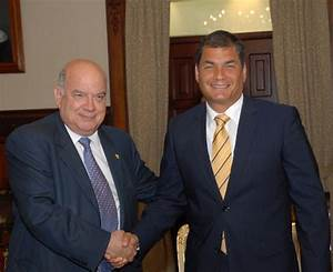 Secretary General Insulza Meets with the President of ...