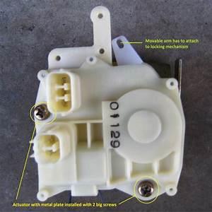 1998 Acura Tl Blend Door Actuator Replacement