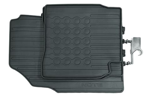 Nissan Note Car Mats - nissan note genuine car floor mats rubber tailored front