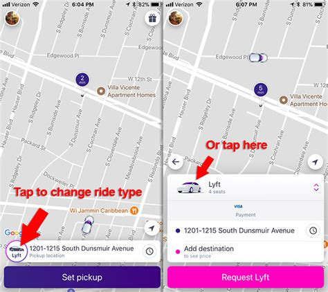 What's The Difference Between Lyft, Lyft Plus, Lyft Line