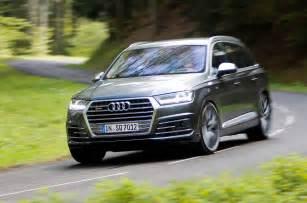 audi q7 7 seater review 2016 audi sq7 review review autocar