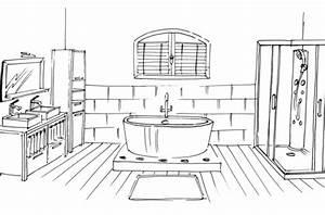 dessiner sa salle de bain meilleures images d With dessin maison en ligne 19 une ruche dans son jardin