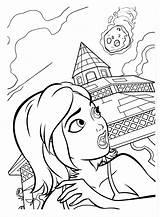 Monsters Vs Aliens Coloring Comet Falling Susan Pages Meteorite Cartoons Gallaxhar Robot sketch template