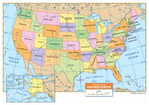 smart exchange usa united states political map