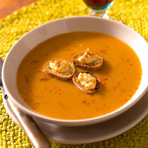 recettes de cuisine en vid駮s soupe de poissons de méditerranée facile recette sur cuisine actuelle