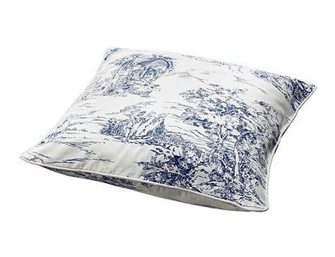 pillow covers ikea ikea emmie land cushion cover pillow sham toile blue white