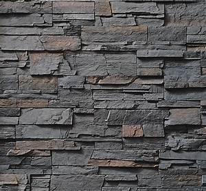 Cultured Stone Pro-Fit Ledgestone Gray Stone Veneer