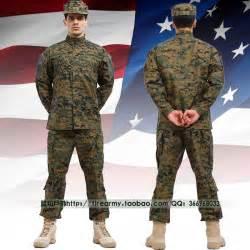 Us Marine Corps Combat Uniform