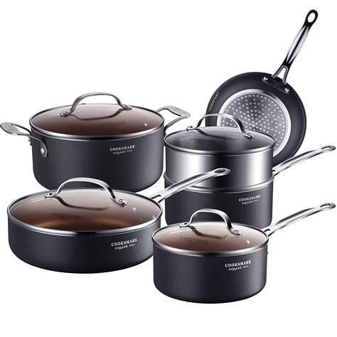 stainless steel pots cookware set big lots home appliances