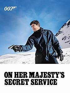 Amazon.com: On Her Majesty's Secret Service: George ...