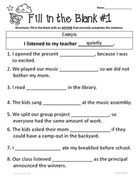 adverbs 2nd 3rd grade differentiated practice worksheets by common core corner