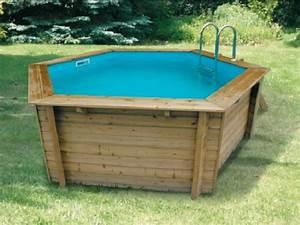 Liner Piscine Hors Sol Ronde : piscine bois ronde un achat convivial ~ Dailycaller-alerts.com Idées de Décoration
