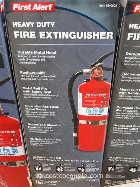 alert heavy duty fire extinguisher