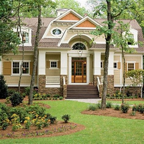 exterior paint colors 2009 coastal living home in