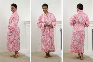 diy robe video tutorial simplicity 1562 anita by design With diy robe