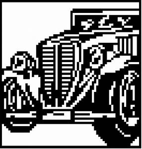 Hotrod C2c Pattern With Written Row By Row Instructions