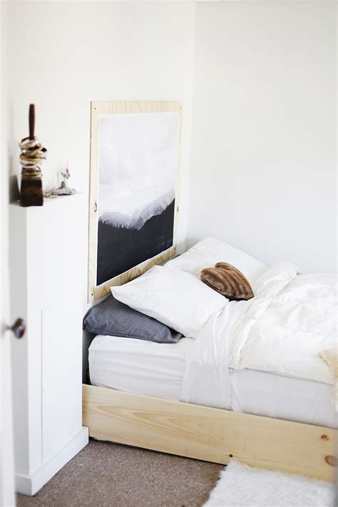 minimal bedroom  merrythought