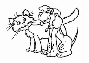 Dogs And Cats Clip Art - Cliparts.co