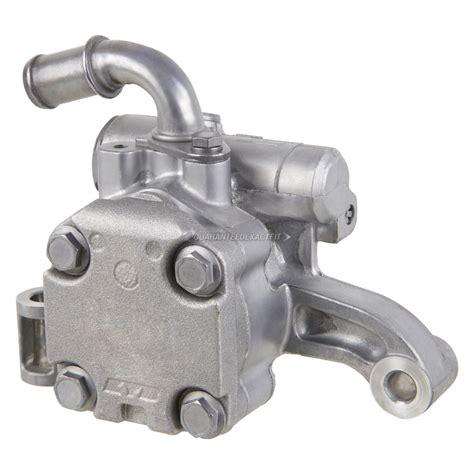 Gmc Acadia Power Steering Pump All