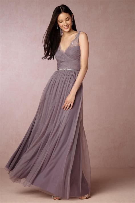 Fleur Dress Purple Wedding Ideas Bridesmaid Dresses