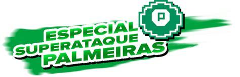 Superataque do Palmeiras | globoesporte.com