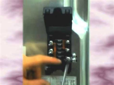 cooker wiring video youtube