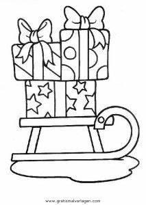 Weihnachtsgeschenke Zum Ausmalen : geschenke 21 gratis malvorlage in geschenke weihnachten ~ Watch28wear.com Haus und Dekorationen