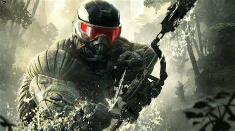 crysis  video games  person shooter wallpapers hd