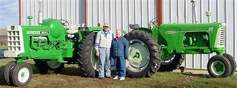 larry harsin s oliver tractors for sale page