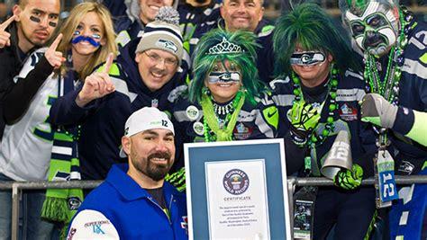 record breaking moments  seattle seahawks fans