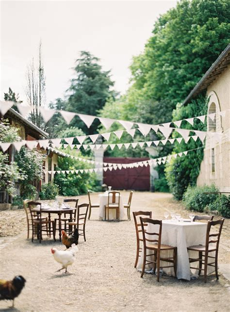 french village wedding ideas once wed