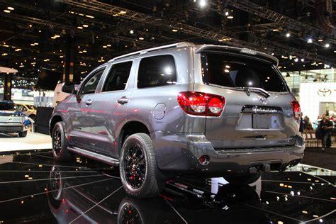 2018 Toyota Sequoia Interior Exterior Concept New Auto