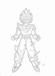 Best Goku Super Saiyan Drawing Ideas And Images On Bing Find